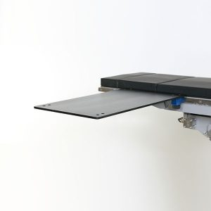 "Carbon Fiber Rectangle Arm and Hand Table with 2"" pad"