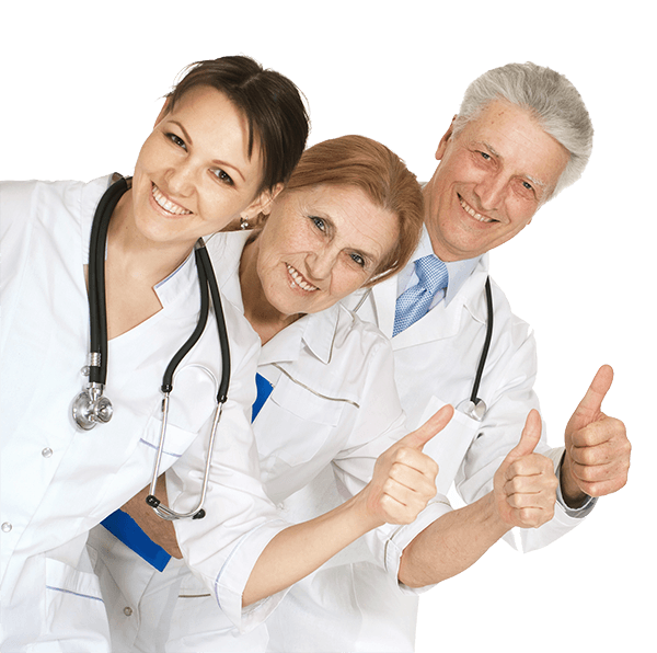 Medical professionals demand the customer service that Mid Central Medical provides