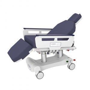 Contour Vertex Stretcher Chair